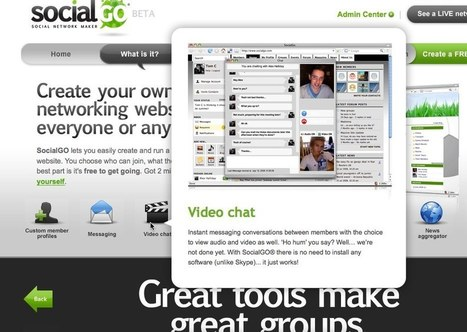 Nik's QuickShout: New Social Network Creation Tool | technology | Scoop.it