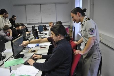 Cyberdéfense : quand l'armée mène une bataille numérique au cœur des entreprises sensibles | Société de surveillance | Scoop.it