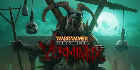 Warhammer - Vermintide Launching October for PS4 and Xbox One | Video Games | Scoop.it
