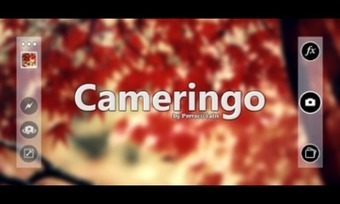 Cameringo | Perraco Labs | Photodroid | Scoop.it