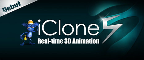 iClone5 - CTA -CrazyTalk Animator - iPhone or iPad tools | IPAD, un nuevo concepto socio-educativo! | Scoop.it