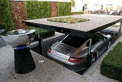 Cardok Elevator Gives You James Bonds Style Garage | The Jazz of Innovation | Scoop.it