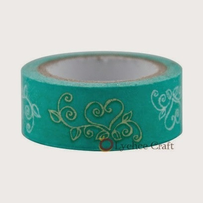 The Japanese Washi Tape is used to give Packing a Bright and Artistic Look | Washi Tape | Scoop.it