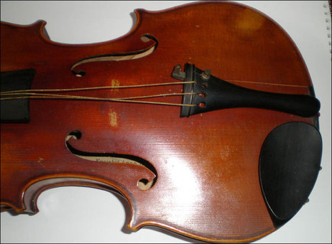 'Stradivarius violin' revealed 68 years after being brought from Germany by a ... - The Siberian Times | Violins | Scoop.it