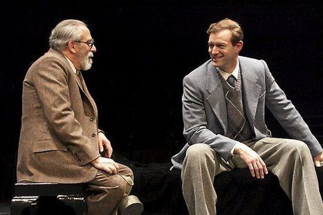 'Freud's Last Session' review: Play is a satisfying conversation - Pioneer Press | Literature & Psychology | Scoop.it