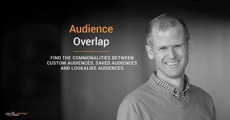 Facebook Audience Overlap: Find Commonalities Between Audiences | Facebook for Business Marketing | Scoop.it