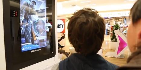 Ubisoft ou comment hacker une publicité avec son smartphone ! | New Marketing | Scoop.it