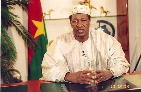 Burkina Faso: une brèche dans le navire Compaoré | Infosud - Tribune des Droits Humains | www.infosud.org | Intervalles | Scoop.it