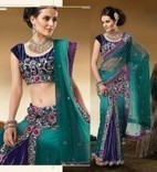 Lehenga Choli/ Lehenga Saree | Big sale at Fashionkafatka.com!!! | Scoop.it
