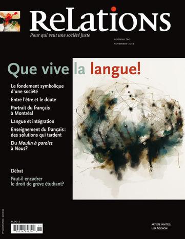 Revue Relations - La petite histoire du carré rouge | Archivance - Miscellanées | Scoop.it