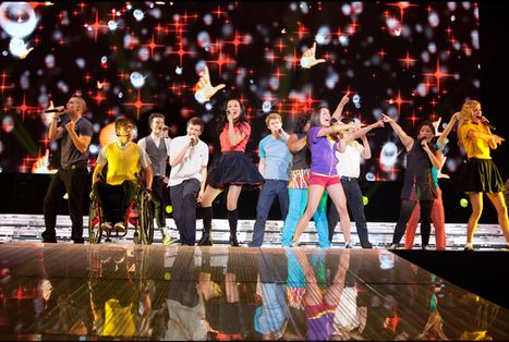 Glee: The 3D Concert Movie - Reviews by I Rate Films | Film reviews | Scoop.it