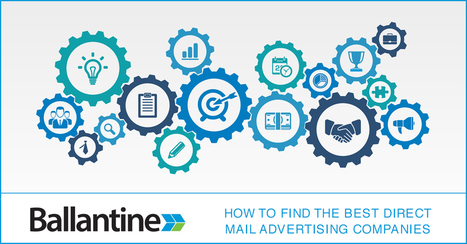 How to Find the Best Direct Mail Advertising Companies - Ballantine | SEO and Social Media | Scoop.it