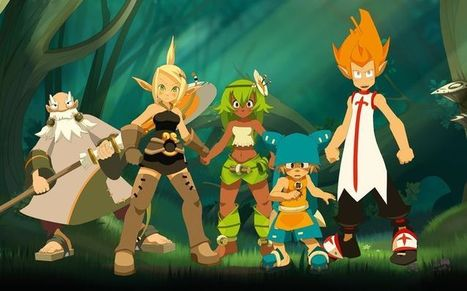 Netflix s'empare de Wakfu | tv & social tv & series & tv connectée & transmedia & crossmedia | Scoop.it