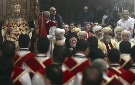 Egypte: un Noël copte sous haute sécurité | Égypt-actus | Scoop.it