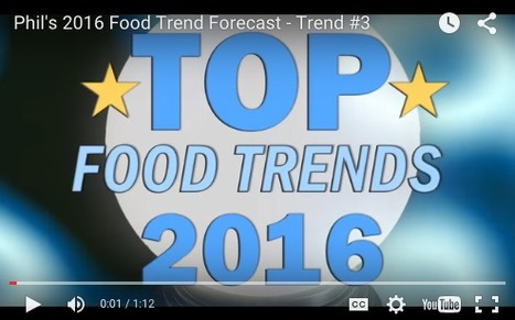 SupermarketGuru - Phil's 2016 Food Trend Forecast - Trend #3 | Charliban Worldwide | Scoop.it