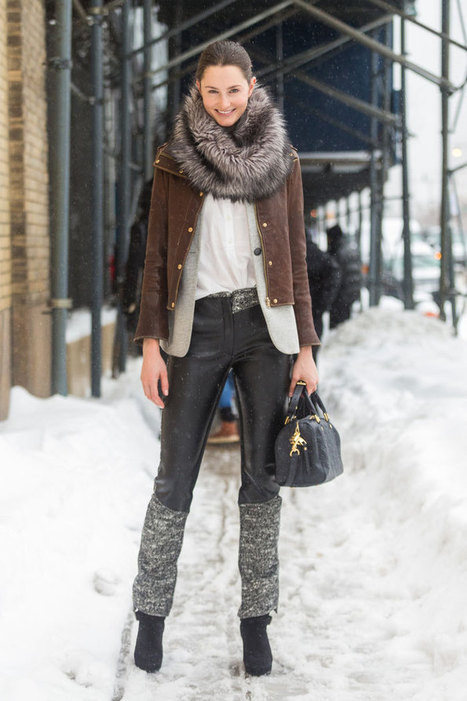 On the Street: NYFW Day 7 - Of The Minute | Picture Chest Photography { Inspirations & Insights } | Scoop.it