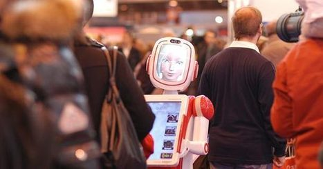Interview Innorobo 2014 : nos dix questions à Catherine Simon | Une nouvelle civilisation de Robots | Scoop.it