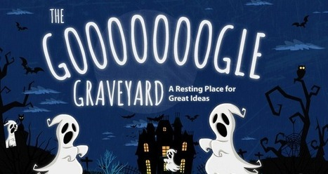 The Google Graveyard: Mourning Discontinued Google Products & Services | WordStream | The Social Web | Scoop.it