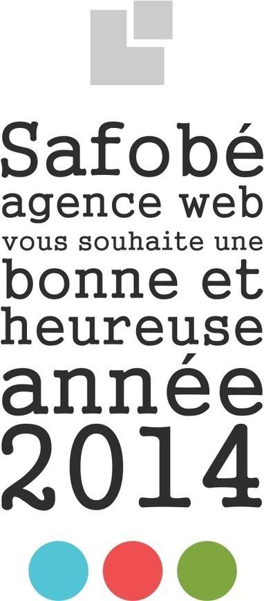 Pace e Salute - Voeux Safobé Agence Web 2014   Communication #Web & Réseaux Sociaux   Scoop.it