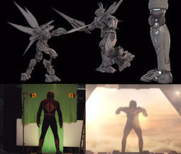 PowerRangers - VFX Before and After - by Ingenuity Engine | CGVILLA | Scoop.it