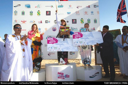 Final PKRA World Tour 2012, Dakhla. Alex Pastor segundo y Gisela Pulido en cuarta posición | Nautical News Today | Kitesurf PKRA | Scoop.it