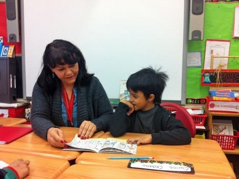English one day, Español the next: Dual-language learning expands with a South Bronx school as a model - The Hechinger Report | ¡CHISPA!  Dual Language Education | Scoop.it