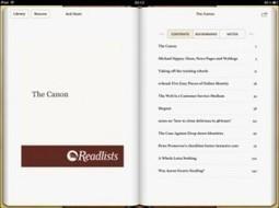 Readlists. Creez un ebook avec votre veille sur le web. | Docdoc | Scoop.it