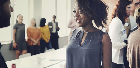 8 Moves That'll Make People Think You're the Most Confident Person in the Room | Growing To Be A Better Communicator | Scoop.it