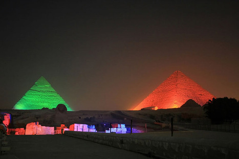 World attractions at night | inspiration photos | Best tourist attractions | Scoop.it