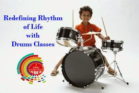 Redefining Rhythm of Life with Drums Classes   AmecIndia   Scoop.it