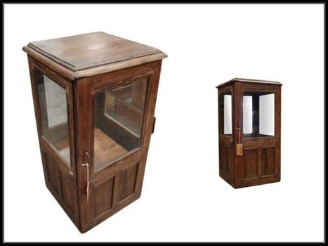beautiful Old World Display Case   Furniture and Home Decor   Scoop.it