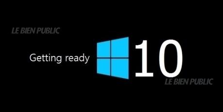 Adieu Windows 9... - Bien Public | A.I.L. | Scoop.it
