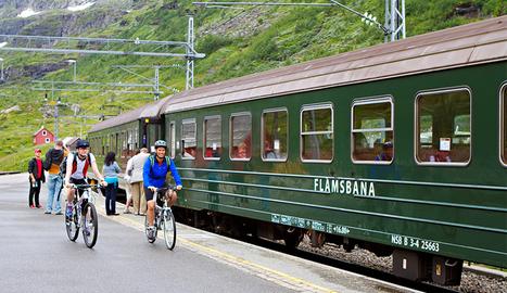 Oslo Bergen Railway - Fifty Degrees North | Oslo Bergen Railway - Fifty Degrees North | Scoop.it
