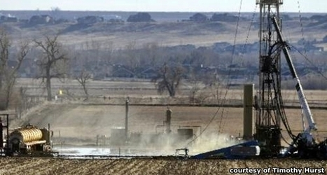 84,000 gal of contaminated water -oil - chemicals spilled | Save the Water | University of Texas study: fracking does not meet scientific guidelines | Save the Water | Scoop.it