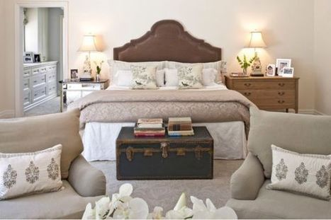 A few decorating ideas for the master bedroom | Home Improvement Ideas | Scoop.it