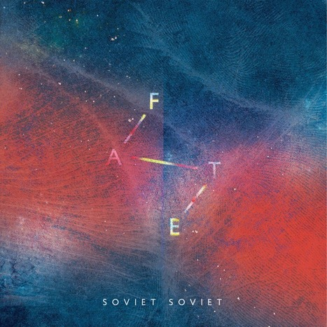 This is Gothic Rock: Soviet Soviet - Fate (2013) | 2013 Music Releases | Scoop.it