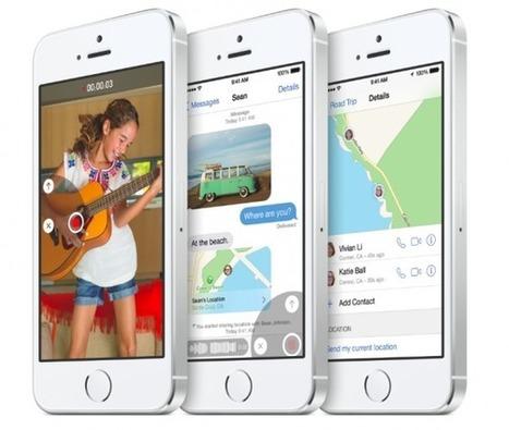 iOS 8 : 7 nouvelles fonctionnalités de l'application Messages | Smartphones&tablette infos | Scoop.it