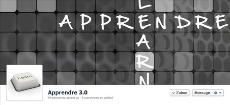 Merci de liker ma FanPage : Apprendre 3.0 | Facebook | formation 2.0 | Scoop.it