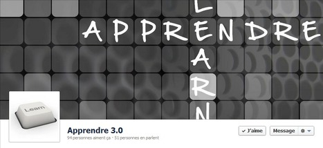 Merci de liker ma FanPage : Apprendre 3.0 | Facebook | Time to Learn | Scoop.it