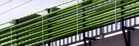 Biofaçades : des micro-algues sur les murs de demain ? | Valorisation des algues | Scoop.it