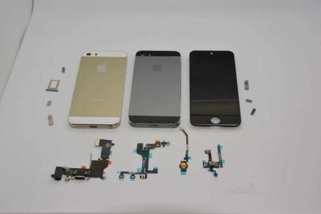 iPhone 5S: toca hablar de un nuevo chip A7 más rápido - Xataka   Scoops de Fabicuel   Scoop.it