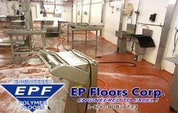Slope to Drain, Pitching, Design & Construction in Food & Beverage Processing Plants - Industrial Flooring Epoxy & Urethane Concrete Coatings | EP Floors Corp. | EP Floors Corp | Scoop.it
