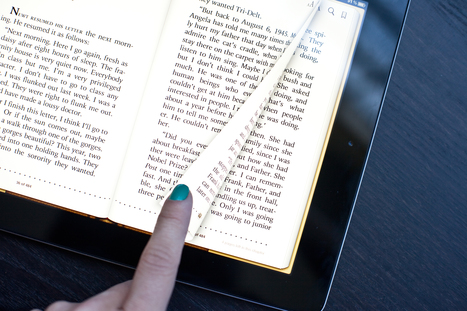 Why Flipping Through Paper-Like Pages Endures in the Digital World | Ebøker i bibliotek | Scoop.it