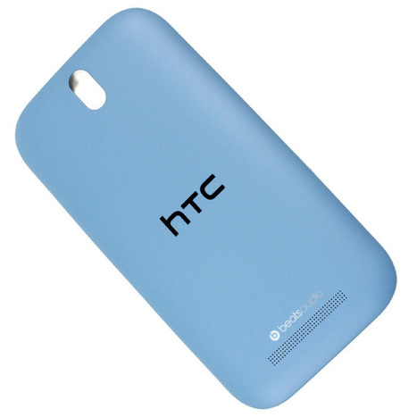 Genuine / Original HTC One SV C525e Bl Battery Back Case Door Cover Housing + NFC Replacement - Blue | HTC Housing Faceplate | Scoop.it
