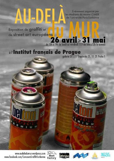 News Au dela du mur continue à Prague  -  Maquis-art.com | Les créations de Tarek | Scoop.it