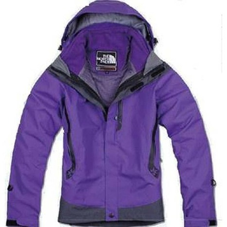 North Face 3 In 1 Jacket Purple-Womens | share list | Scoop.it