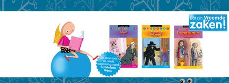 Series voor vrij lezen - Estafette-lezen - Zwijsen | Lezen op de basisschool | Scoop.it