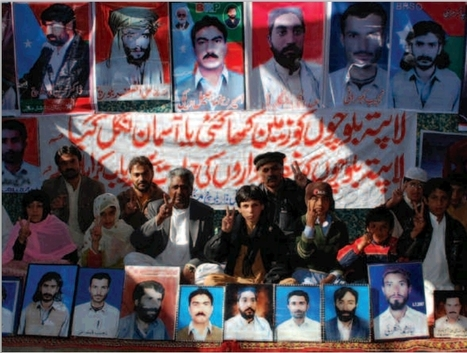 HRW PDF:  Enforced Disappearances by Pakistan Security Forces in Balochistan | Human Rights and the Will to be free | Scoop.it