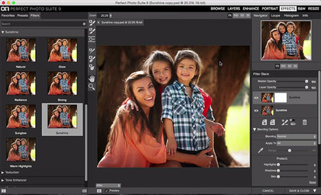 Download a Free Copy of the $60 Perfect Effects 9 by onOne Software | xposing world of Photography & Design | Scoop.it