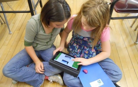 How tablets are invading the classroom | Digital Trends | Learning With Social Media Tools & Mobile | Scoop.it
